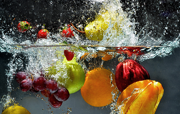 Prophet's Guidance on neutralizing the harm of various foods and fruits